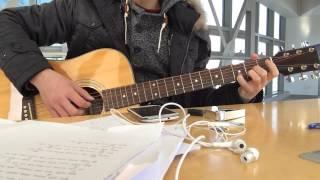 Nơi ấy - Hà Okio - Guitar Cover