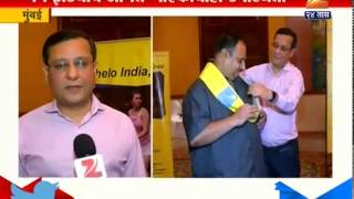 Mumbai : Playwin Jackpot Winner Awarded By Badminton Player Jwala Gutta