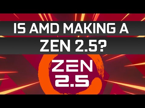 Is AMD Making Zen 2 at 7nm+ for the New Xbox Series X?