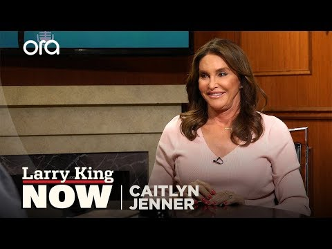 Caitlyn Jenner: Trump has disappointed me | Larry King Now | Ora.TV