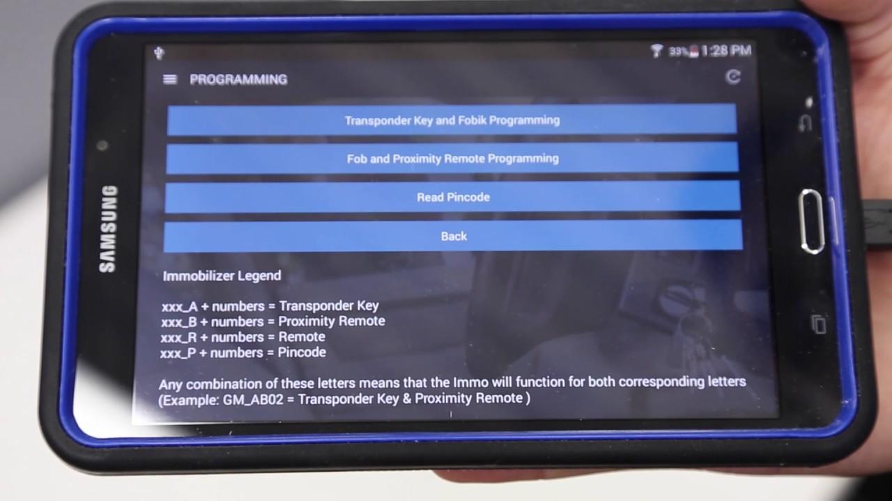 SmartBox Automotive Key Programmer (2nd Generation) – UHS