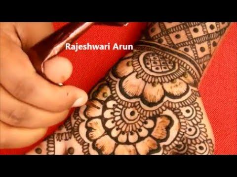 New Latest Fullhand Mehndi Design For Karwachauth 2019 Easy Bridal Mehndi Designs For Fullhands