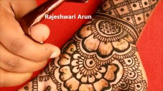 New Latest Fullhand Mehndi Design For Karwachauth 2019 * Easy Bridal Mehndi Designs For Fullhands