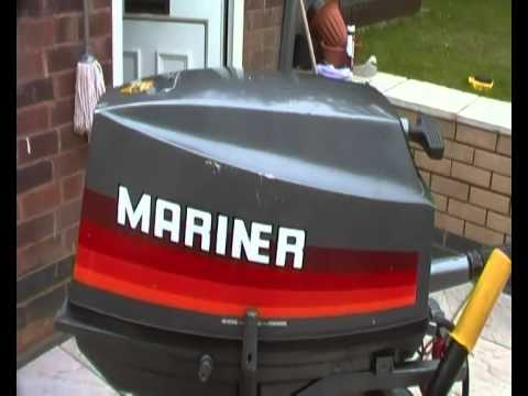 MARINER (YAMAHA) 25 OUTBOARD AFTER CDi FIX ON DEAD MOTOR FOR LESS THAN $5