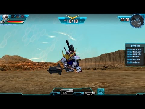 SD Gundam Next Evolution  Test Weapon Change System [SDGN/Newtype]
