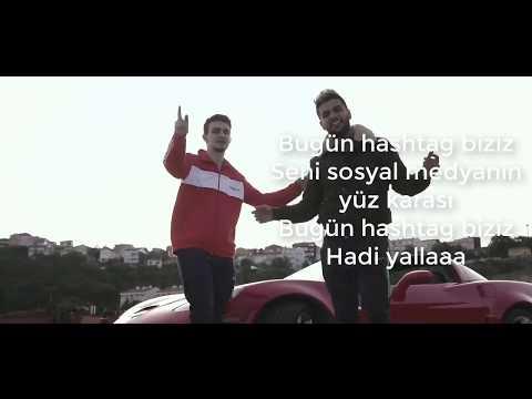 Reynmen ft. Lil Bege - #Biziz (SÖZLERİYLE)LYRİCS