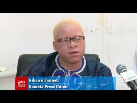 gambia press union