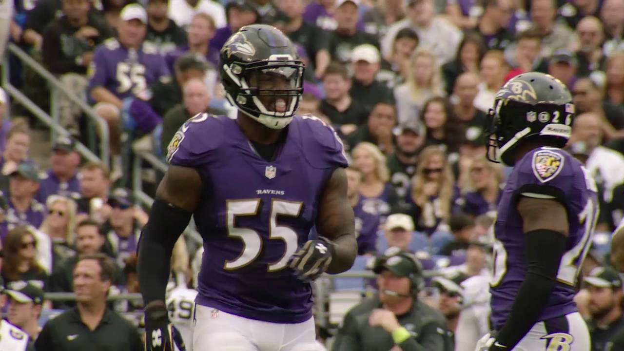 Terrell Suggs s Laugh With Kelechi Osemele