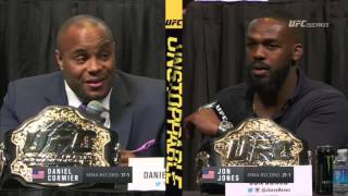 UFC Unstoppable: Press Conference Highlights