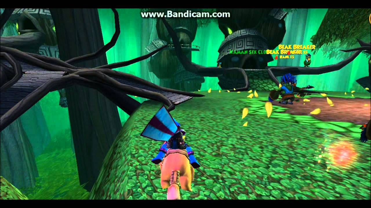 Wizard101 Preview Of Flowers Location Youtube