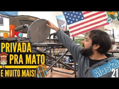 OS MELHORES ACESSÓRIOS NOS EUA PARA CAMPING ACAMPAMENTO MOTORHOME | EP.21