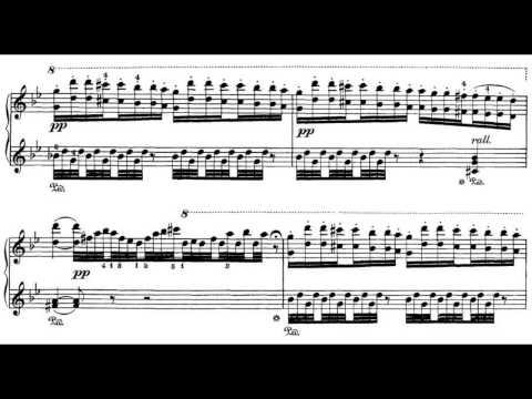 Liszt - Hungarian Rhapsody No. 3 (Audio+Sheet) [Cziffra]