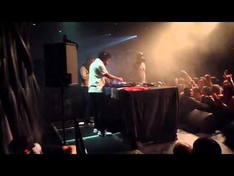 MAJOR LAZER LIVE EUROPEAN TOUR ELECTRIC PARIS 24/04/2015
