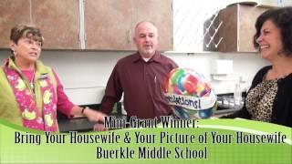 Buerkle Mehlville Oakville Foundation Mini Grant Prize Patrol 'Bring Your Housewife   ' Cheryl Tents Thumbnail