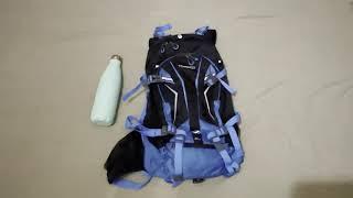 TOMSHOO 20L Sac /à Dos Sac de randonn/ée Ultral/éger Respirant Imperm/éable pour V/élo Randonn/ée /Équitation Voyage Alpinisme