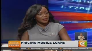 Citizen Business Centre: Pricing Mobile Loans