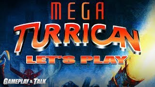Let S Play Mega Turrican For The Sega Genesis Mega Drive