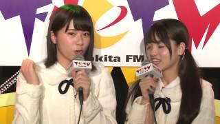 2016年12月22日放送 アシスタントMC:清水麻璃亜&髙橋彩音(AKB48 Tea...