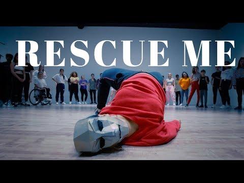 Rescue Me - One Republic Dance Video | Dana Alexa Choreography