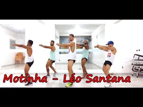 Motinha - Léo Santana, coreografia Meu Swingão.