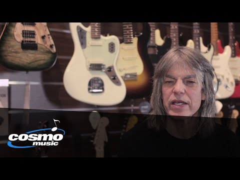 Mike Stern talks about working with Miles Davis, Jaco Pastorius, and Eric Johnson - Cosmo Music
