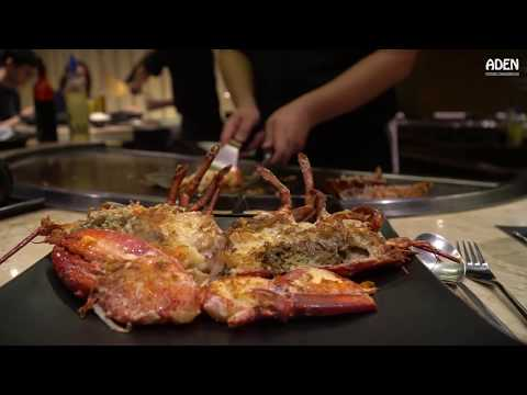 Lobster With Butter & Lime - Food In Bangkok - Teppanyaki