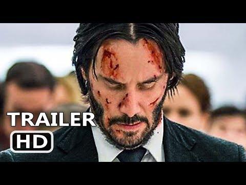 JOHN WICK 3 Trailer Brasileiro DUBLADO (Keanu Reeves, 2019) PARABELLUM