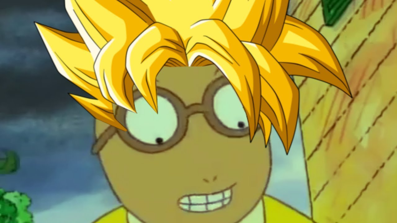 ARTHUR Goes SUPER SAIYAN for the First Time to PUNCH DW
