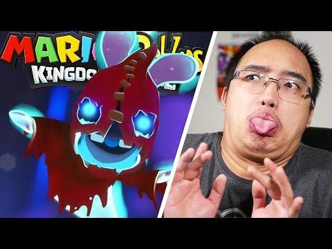 DES LAPINS ENCORE PLUS FLIPPANTS ! | Mario + Lapins Crétins Kingdom Battle #20