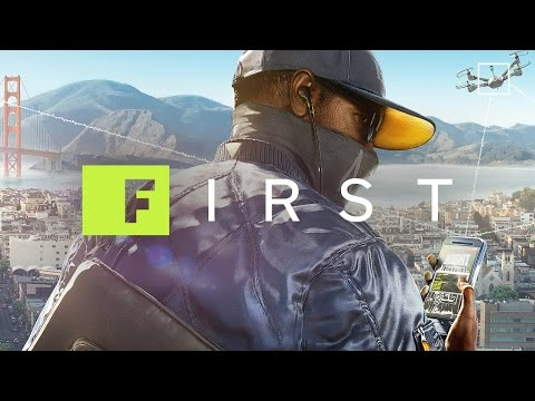 Watch Dogs 2's San Francisco vs. Real Life - IGN First