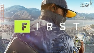 Watch Dogs 2's San Francisco vs. Real Life - IGN First(How does Watch Dogs 2's San Francisco match up with the real thing? Pretty damn closely, actually! Check out more IGN First coverage of Watch Dogs 2 here!, 2016-10-11T19:00:00.000Z)
