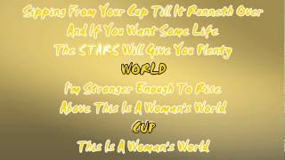 World Cup Shooting Stars 2013-2014 Full Lyrics