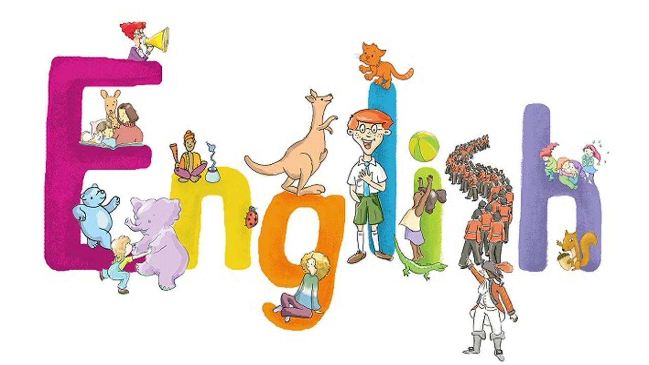 английский для детей произношение слов слушать