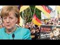 Merkel's Gov't on Brink as Germans Reject Open Borders!!!