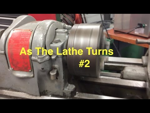 As The Lathe Turns   South Bend Heavy 10 Restoration - Part 2
