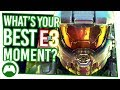 What's The Best Xbox E3 Moment Ever? You Decide!