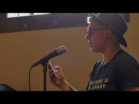 "Nikki Burian - ""If You're Confused About My Gender"" (IWPS '17)"