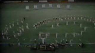 Emerald Vanguard 1988 State Championship (Part 1).