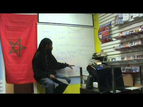Canaanland Moors Sunday Class Constitutions