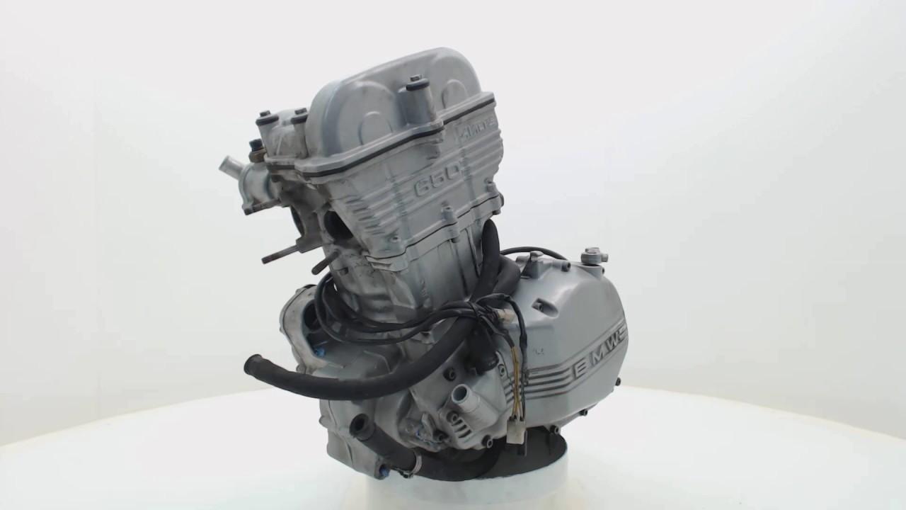Used Engine Bmw F 650 F650 97 06