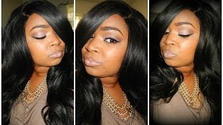 Fresh + Flawless Full Face Makeup Routine!!! Thumbnail