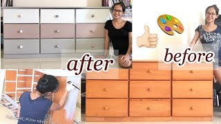 FURNITURE MAKEOVER | CHALK PAINT with me | FRENCHIC