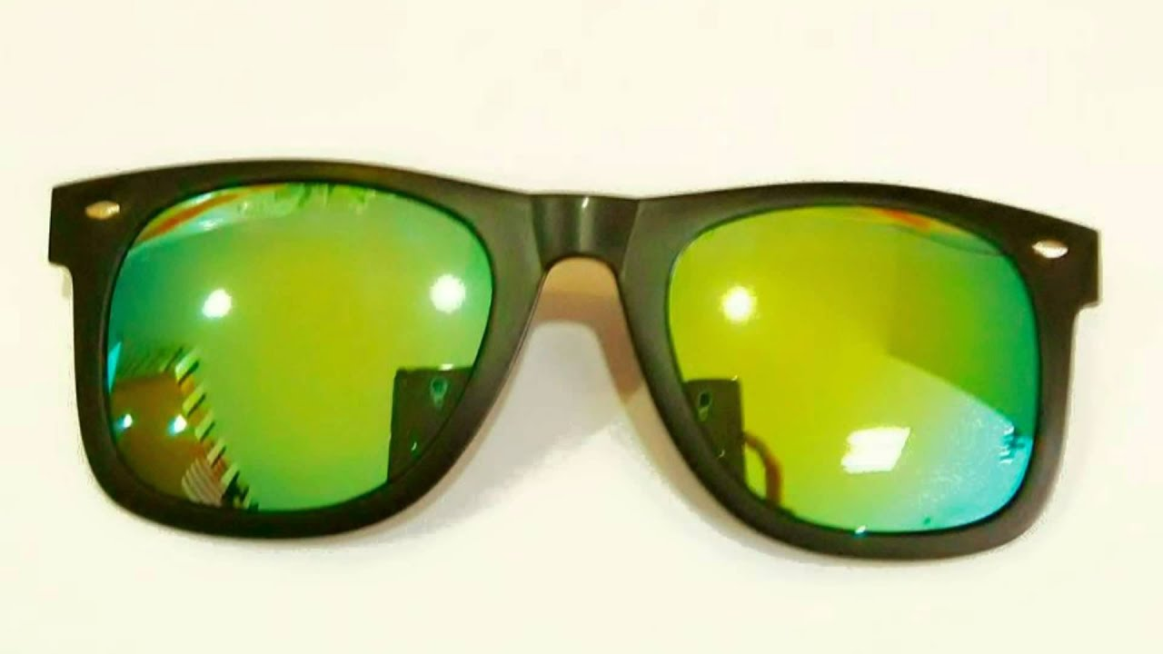 magnetic clip on ray ban