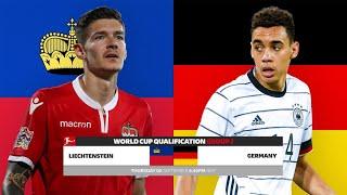 GERMANY VS LIECHTENSTEIN UEFA WC QUALIFICATION HIGHLIGHTS FOOTBALL UPDATES FOOTBALL HIGHLIGHTS