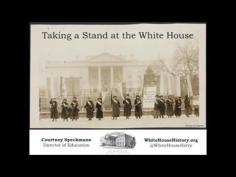 Taking a Stand in History Theme Webinar