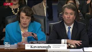 On Second Amendment, Kavanaugh says he must side with Supreme Court regardless of personal opinion thumbnail