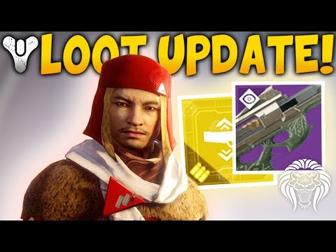 Destiny 2: MISSING LOOT & NEXT UPDATE! Pay To Win Mods, Sandbox Changes & Future Events