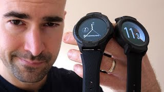 TicWatch S2 & E2 | Unboxing & Full Comparison