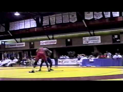 2000 Senior Greco National Championships: 69 kg Joel Powell vs. Mike Smith