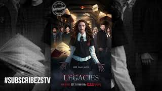 """Legacies 1x02 Soundtrack """"Used to the Darkness- DES ROCS"""""""